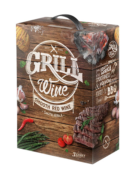 Shiraz Grillbox