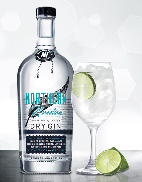Northern Narration Dry Gin