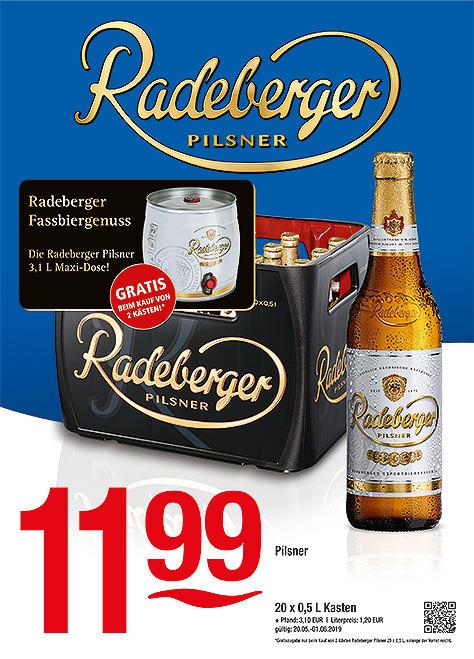 radeberger.de gewinnspiel 2019