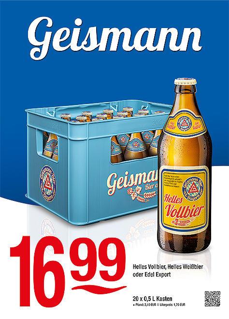 Angebotsübersicht Getränke Hoffmann Getränke Muss Man