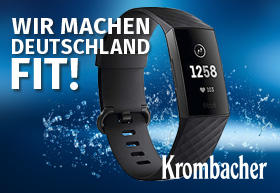 Krombacher Fitbit Charge 3